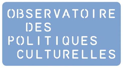 """Résultat de recherche d'images pour """"logo observatoire des politiques culturelles"""""""