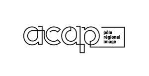Logo Acap - pôle régional image (Amiens)